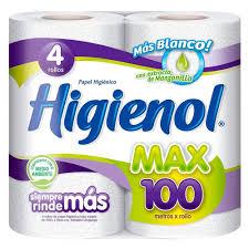 PH HIGIENOL MAX 100M SH X 4/10 (40 UN)